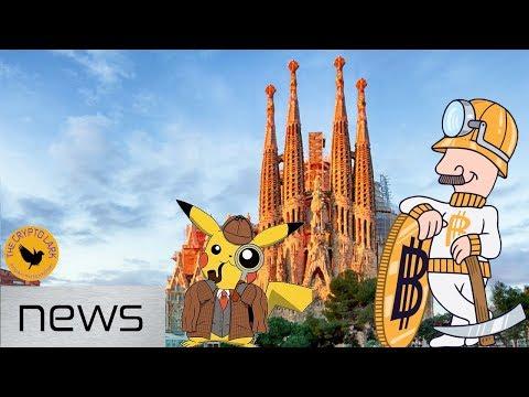 Bitcoin & Cryptocurrency News - BTC Market Manipulation, Mining Wars, and Barcelona Blockchain
