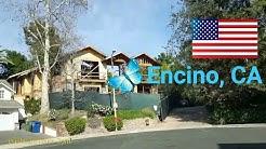 Dash Cam Tours - 2017 Los Angeles Driving Tour: Encino, CA