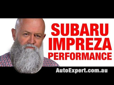 The truth about 2018 Subaru Impreza straight line performance | Auto Expert John Cadogan