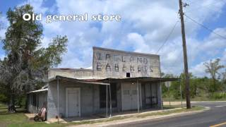 Ghosts and Ghost Towns in Texas
