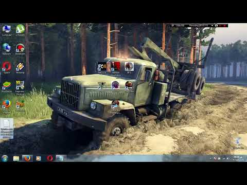 How To Download And Install Spintires MudRunner On PC For Free