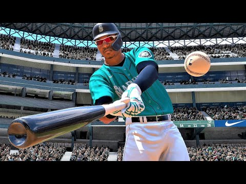 MLB The Show 21 PS5 Next Gen Atlanta Braves vs Seattle Mariners  Exhibition 4K 60FPS HDR Game Play
