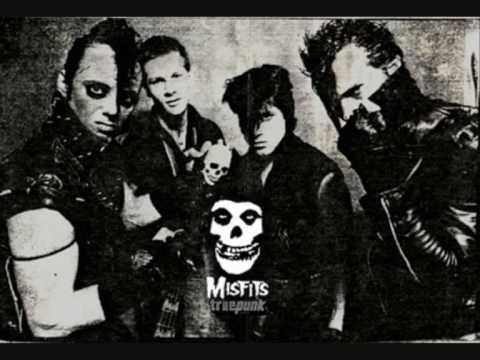 The Misfits - Halloween - YouTube