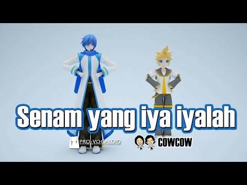【3DCGI Vocaloid Indonesia】 Senam Yang Iya-iyalah