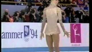 Nancy Kerrigan LP 1994 Lillehammer Winter Olympics