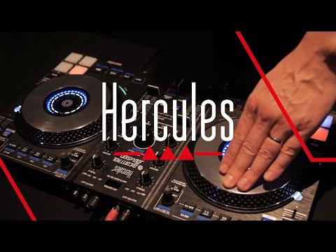 Hercules DJControl Jogvision - Tutorial #2 Scratch