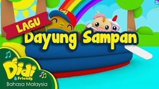 Lagu Kanak Kanak   Dayung Sampan   Didi & Friends