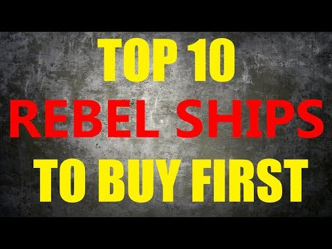 TOP 10 SHIPS TO BUY FIRST | X-Wing Rebels