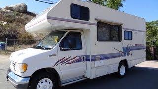 RV Motorhome Camper Minnie Winnie Winneb...
