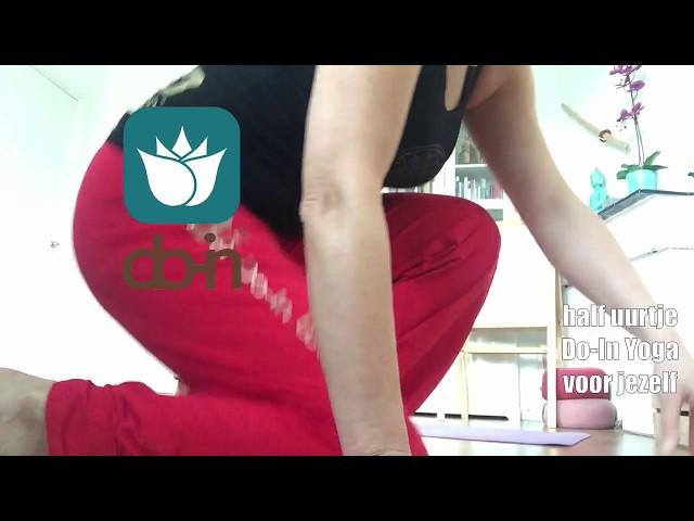 Half uurtje Do-In Yoga voor jezelf | Do-In School