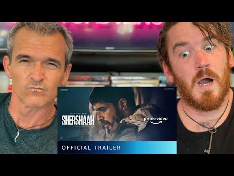 Shershaah Trailer REACTION!!!