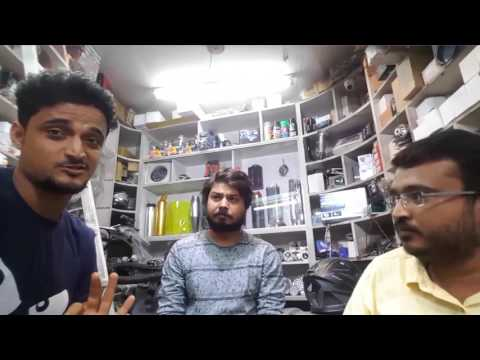 MIRZAPUR || AHMEDABAD || AFTERMARKET HUB OF BIKES IN AHMEDABAD. || PART 1