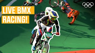 LIVE UCI BMX Supercross World Cup - Day 1