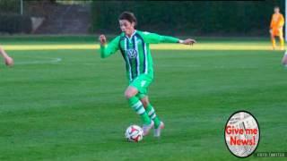 Adrian Goransch perla mexicana del Wolfsburg Sueña con el Tri!
