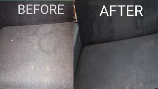 DIY fabric sofa# Clean your sofa in jst 15min