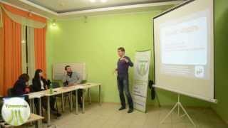 видео стартап презентация