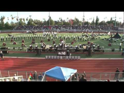 The Pride of Broken Arrow High School Marching Band - 2013 P