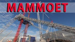 Mammoet Highest Gantry Crane Heavy Lift 1,800 Tons ST³ Offshore 4/5