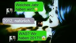 Gruselige Chat Nachrichten mit der Vergangenheit 😱 Whatsapp Chat Geschichte! #fuckmobbing
