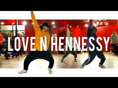 A. Chal - Love N Henessy /Class With Fefe Burgos