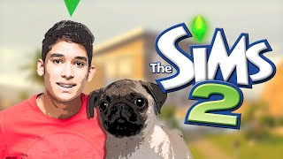 A VIDA DE BARNEY SAFADÃO !! - THE SIMS 2 #01