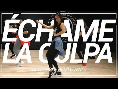 Luis Fonsi & Demi Lovato   Échame La Culpa   Choreography by Stef Williams