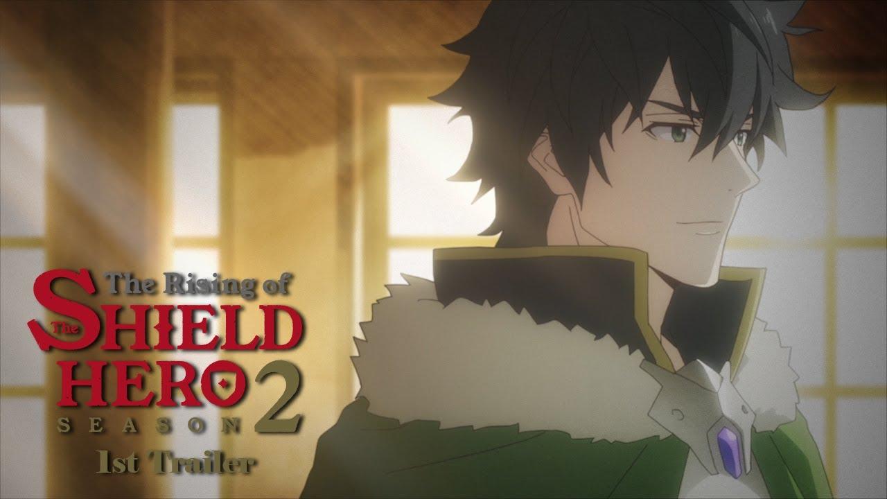 TVアニメ『盾の勇者の成り上がり』Season2 1st PV 2021 ON AIR