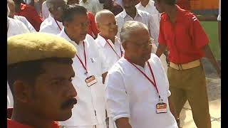 C P I (M) State conference  at  kottayam