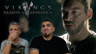 Vikings Season 5 Episode 6 'The Message' REACTION!!