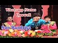 Whatsapp Status Qawwali || Sun Bandriya - सुन  बंदरिया || Voice :- Anish Sabri Whatsapp Status Video Download Free