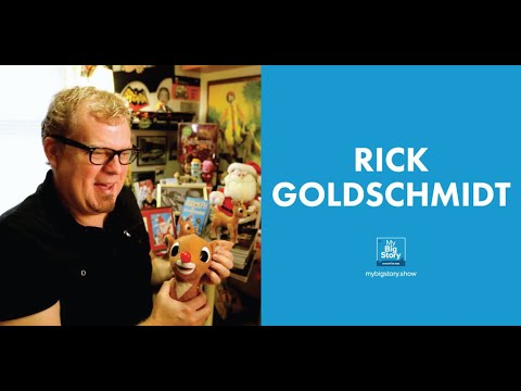 Interview with Rick Goldschmidt — How an Artist Became the Rankin/Bass Historian