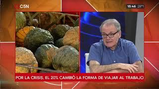 La inflación de septiembre sería entre el 6% y 7%: análisis de Isaac Rudnik