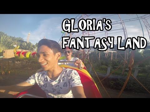 GLORIA'S FANTASY LAND (DAPITAN VLOG)