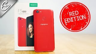 OPPO F5 Red Edition (6GB RAM | 6