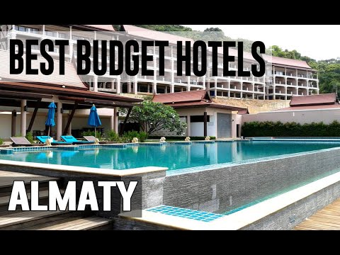 Cheap And Best Budget Hotels In Almaty , Kazakhstan