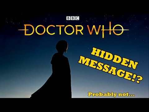 New Logo REVEALED + Teaser Image - DOCTOR WHO NEWS