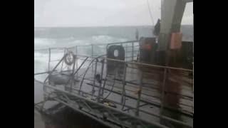 Шторм (северный ледовитый океан)