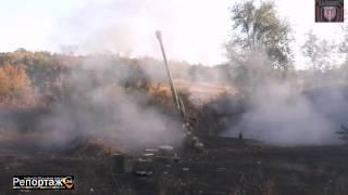 , 152 qo'lga Howitzer mm dan tortishish 2A65