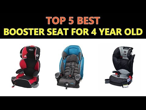 best-booster-seat-for-4-year-old-2019