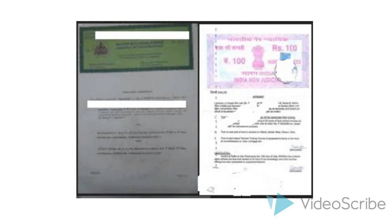Types Of Stamp Papers In India