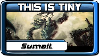 Dota 2 Tiny Pro Gameplay by SumaiL