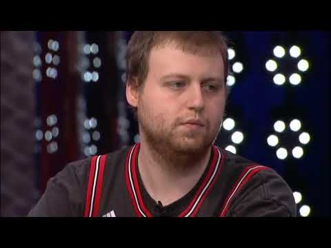 WSOP 2015: Main Event FINAL TABLE - RUS. Day3  HD 720
