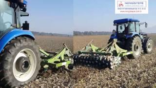 Nergistepe Tarım Makinaları   BurTarım 2016 Tanıtım Videosu