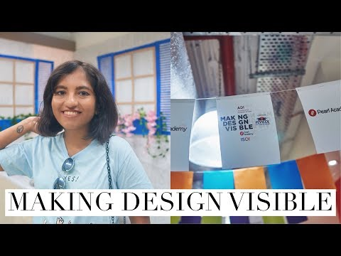 Recognising Good Design in Mumbai with Pearl Academy | #MakingDesignVisible // Magali Vaz