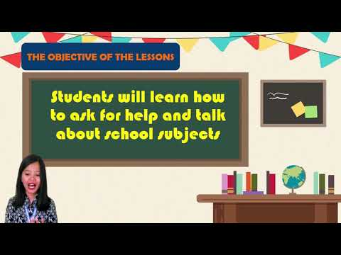 Video Pembelajaran Bahasa Inggris