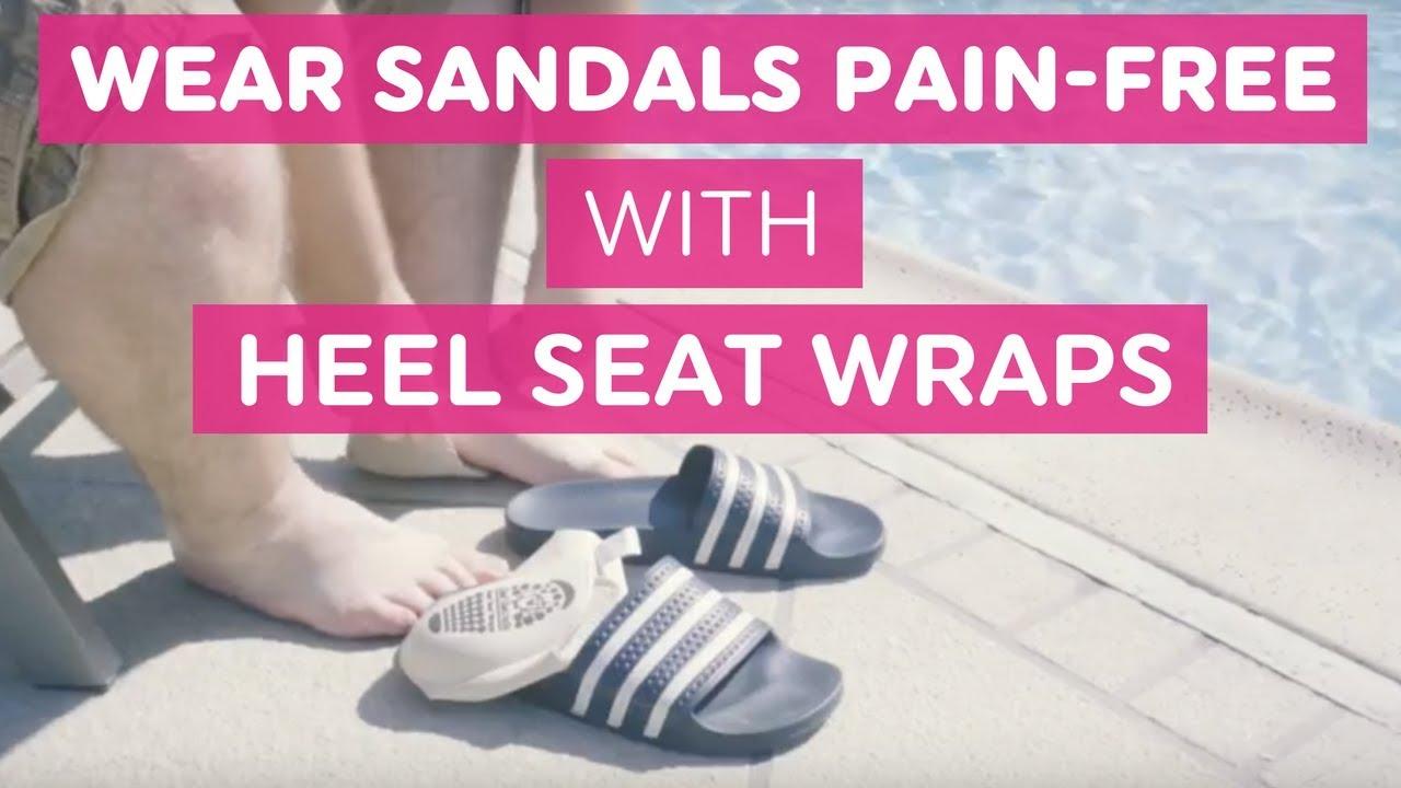 beb36c8ebc3594 Amazing Plantar Fasciitis Wraps Allow You To Wear Sandals Pain-Free ...
