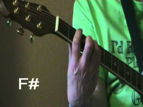 Seasons In The Sun - Guitar Chords