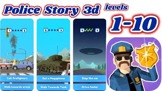 Popular Police Story 3D Related to Games