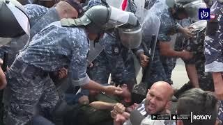 لبنان.. تواصل الاحتجاجات لليوم العاشر على التوالي (26/10/2019)