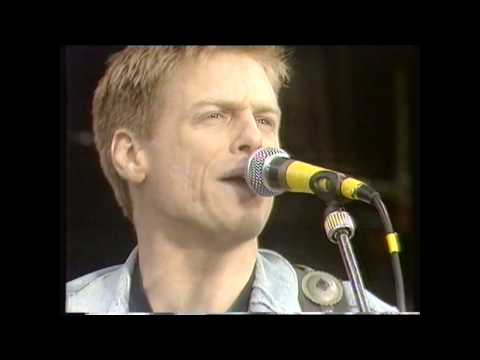 Bryan Adams  Somebody  1988 Nelson Mandela Brithday Tribute Concert Wembley Stadium